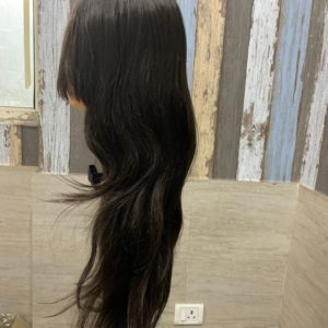 Synthetic Wig S04