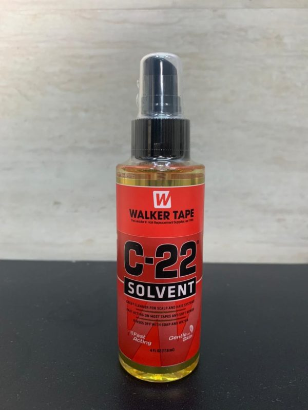 Hairbuddy Walker Tape C-22 Solvent