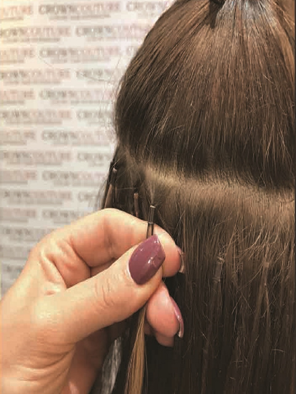 Fixing Of Micro Ring Extensions